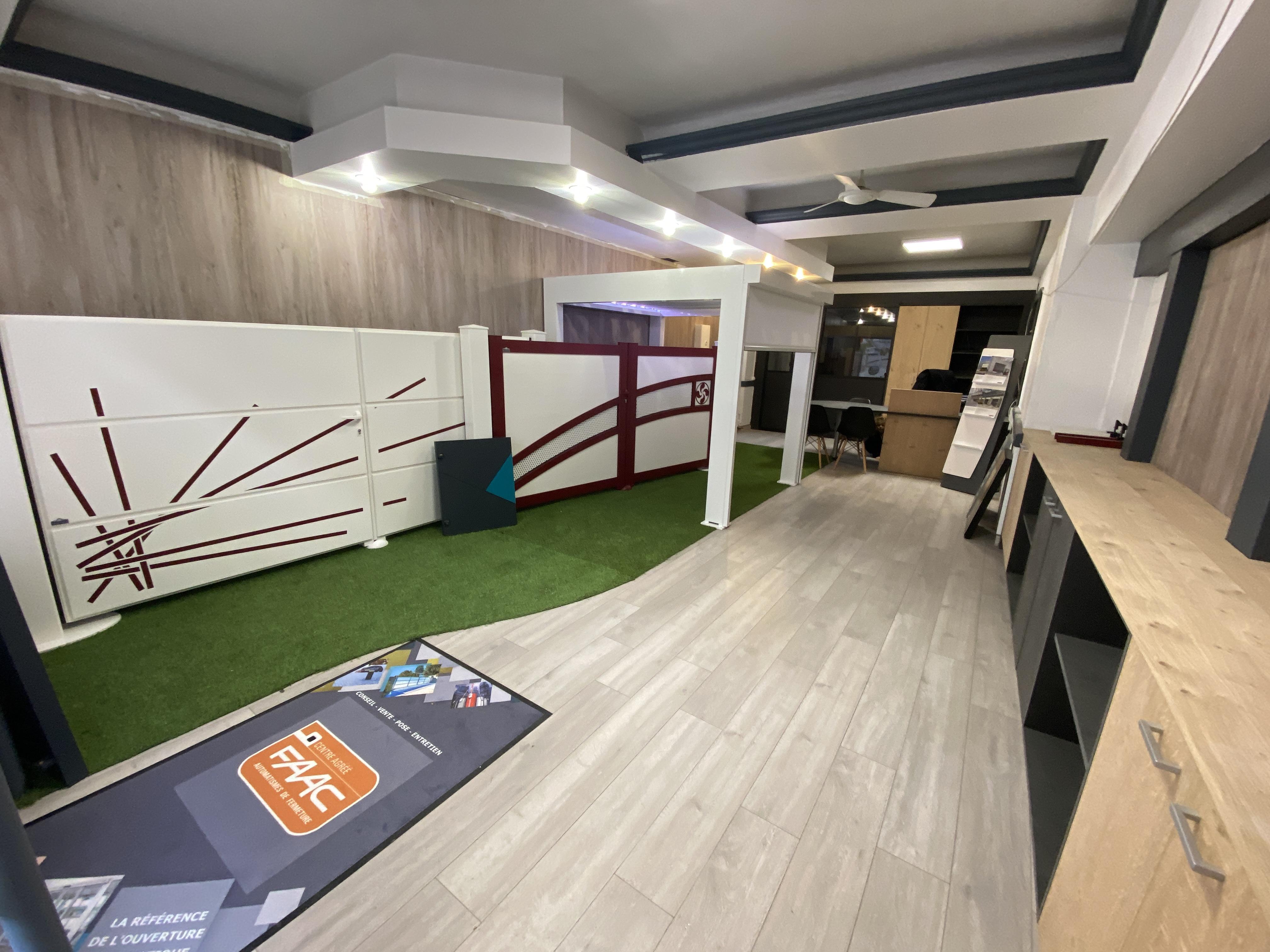 Showroom de votre artisan AED64 Hasparren portail pergola automatisme